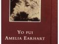 "1. Portada de la novela ""Yo fui Amelia Earhart"" de J. Mendelsohn editada por Mondadori en 1997."